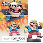 amiibo Super Smash Bros. Series Figure (Wario) (Re-run) (Japan)