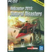 Helicopter 2015: Natural Disasters (DVD-ROM) (Europe)