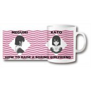 Saenai Heroine no Sodatekata Full Color Mug Cup B Pattern (Japan)