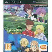 Tales of Graces F + Tales of Symphonia Chronicles (Europe)