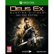 Deus Ex: Mankind Divided (Europe)