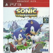 Sonic Generations (Greatest Hits) (US)