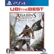 Assassin's Creed 4 Black Flag (UBI the Best) (Japan)