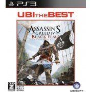 Assassin's Creed 4 Black Flag (UBI the Best) (Japan)