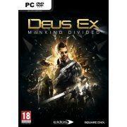 Deus Ex: Mankind Divided (DVD-ROM) (Europe)