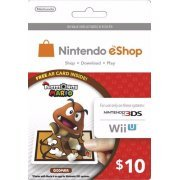 Nintendo Prepaid Card (US$10 / for US network only) [Goomba AR Card Edition] (US)