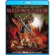 Sleepaway Camp III: Teenage Wasteland (Collector's Edition) [Blu-ray+DVD] (US)