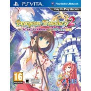Dungeon Travelers 2: The Royal Library & the Monster Seal (Europe)