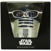 Star Wars Glass Stand: R2-D2 (Japan)