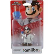 amiibo Super Smash Bros. Series Figure (Dr. Mario) (Europe)