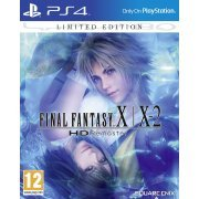 Final Fantasy X / X-2 HD Remaster (Limited Edition) (Europe)