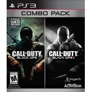 Call of Duty: Black Ops 1 & 2 Combo Pack (US)