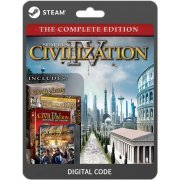 Sid Meier's Civilization IV: The Complete Edition  steam digital (Region Free)
