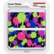 New Nintendo 3DS Cover Plates No.060 (Splatoon) (Japan)