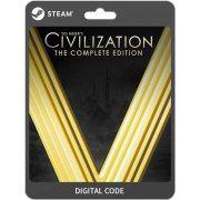 Sid Meier's Civilization V: The Complete Edition  steam digital (Region Free)