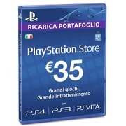Playstation Network Card 35 EUR | Italy Account digital (Italy)