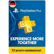 PSN Card 12 Month | Playstation Plus Germany (Germany)