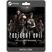 Resident Evil HD Remaster (EU REGION ONLY)  steam digital (Region Free)