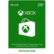 Xbox Gift Card EUR 25 digital (Europe)