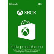 Xbox Gift Card PLN 70 (Poland)