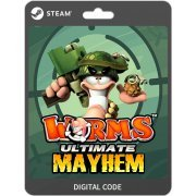 Worms Ultimate Mayhem [Deluxe Edition] steam digital (Region Free)