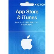 iTunes Card (30000 Yen Card / for Japan accounts only) (Japan)