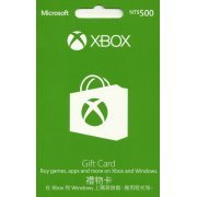 Xbox Gift Card NTD 500 (Taiwan)