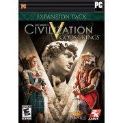 Sid Meier's Civilization V: Gods & Kings [DLC] (Steam)  steam digital (Region Free)