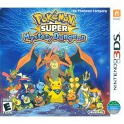 Pokemon Super Mystery Dungeon (US)