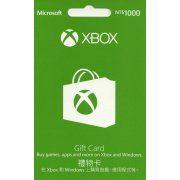 Xbox Gift Card NTD 1000 (Taiwan)