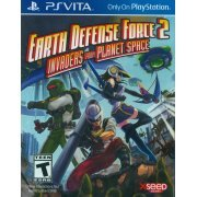 Earth Defense Force 2: Invaders From Planet Space (US)