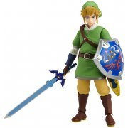 figma The Legend of Zelda Skyward Sword Figure: Link (Japan)