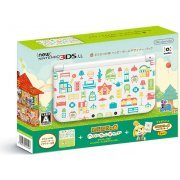 New Nintendo 3DS LL [Doubutsu no Mori: Happy Home Designer Pack] (Japan)
