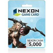 Nexon Cash Card (5000 Won) (Korea)