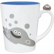 Dragon Quest Smile Slime Mug: Hagure Metal (Re-run) (Japan)