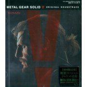 Metal Gear Solid V Original Soundtrack (Japan)