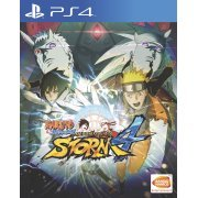 Naruto Shippuden: Ultimate Ninja Storm 4 (English) (Asia)