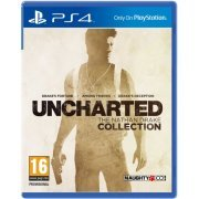Uncharted: The Nathan Drake Collection (Europe)