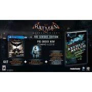 Batman: Arkham Knight - The Serious Edition (Comic Bundle) (US)