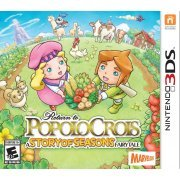 Return to PoPoLoCrois: A Story of Seasons Fairytale (US)