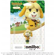 amiibo Animal Crossing Series Figure (Shizue Winter Clothes) (Japan)