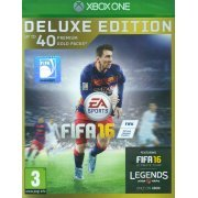 FIFA 16 (Deluxe Edition) (Europe)