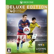 FIFA 16 [Deluxe Edition] (Japan)