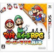 Mario & Luigi RPG Paper Mario Mix (Japan)