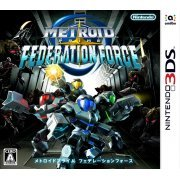 Metroid Prime: Federation Force (Japan)
