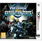 Metroid Prime: Federation Force (Europe)