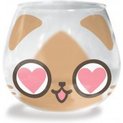 Monster Hunter Airou Yurayura Glass Alpha: Heart (Japan)
