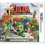The Legend of Zelda: TriForce Heroes (US)