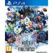 World of Final Fantasy (Europe)