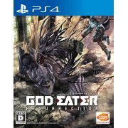 God Eater Resurrection (Japan)